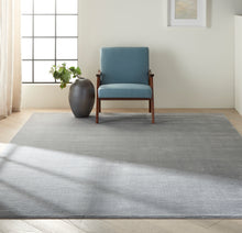Load image into Gallery viewer, Calvin Klein Jackson CK781 Grey 8'x11' Large Striated Rug CK781 Grey