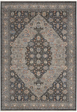 Load image into Gallery viewer, Nourison Starry Nights 10' x 13' Area Rug STN11 Grey/Blue