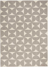 Load image into Gallery viewer, Nourison Harper DS301 Grey 4'x6' Area Rug DS301 Grey