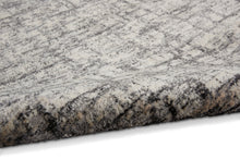 Load image into Gallery viewer, Nourison Ck950 Rush 6' x 9' Area Rug CK952 Ivory/Grey