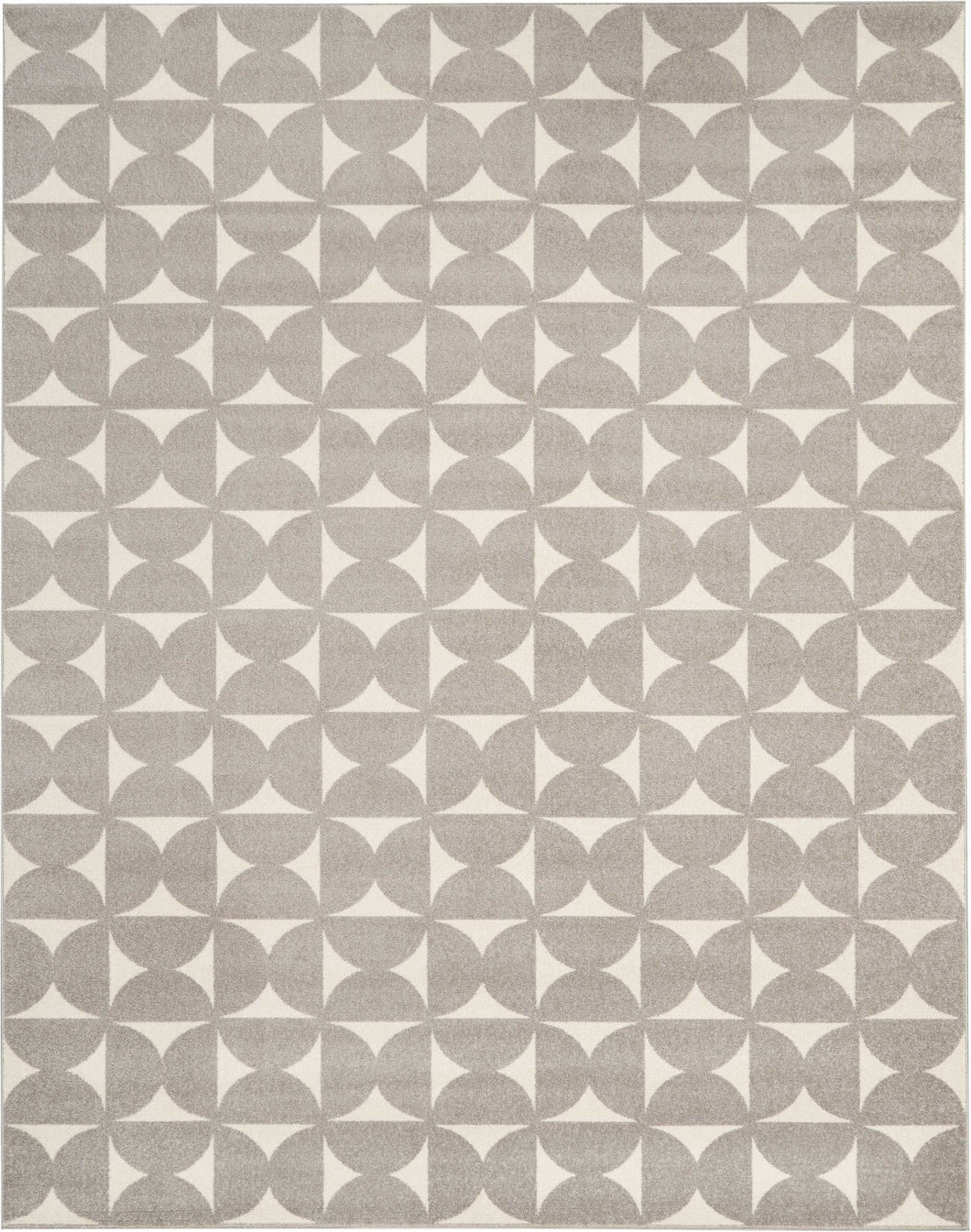 Nourison Harper DS301 Grey 8'x10' Large Rug DS301 Grey