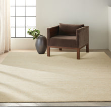 Load image into Gallery viewer, Calvin Klein Kathmandu 9' x 12' Natural Colored All- Natural Fibers Area Rug CK920 Natural