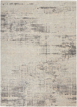 Load image into Gallery viewer, Calvin Klein Ck950 Rush 5' x 7' Area Rug CK953 Ivory Beige
