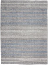 Load image into Gallery viewer, Calvin Klein River Flow 8' x 10' Grey Area Rug RFV06 Grey