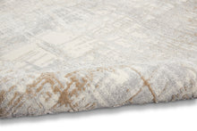 Load image into Gallery viewer, Nourison Ck950 Rush 4' x 6' Area Rug CK950 Ivory/Taupe