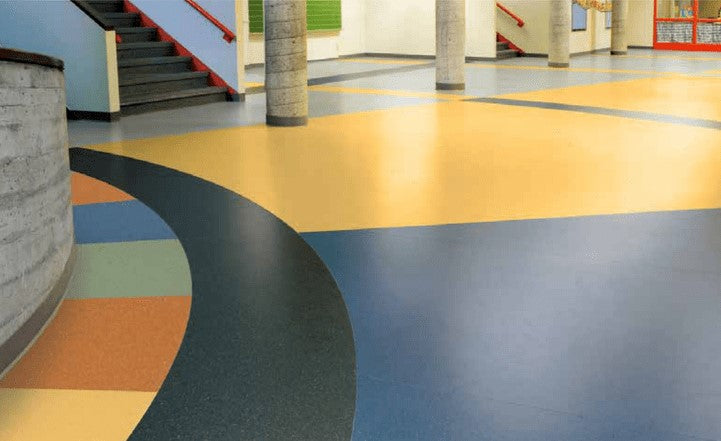 Armstrong Medintone Commercial Vinyl - Natural Tone