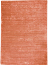 Load image into Gallery viewer, Calvin Klein Home Lunar LUN1 Brown 8'x11' Rug LUN1 Rust