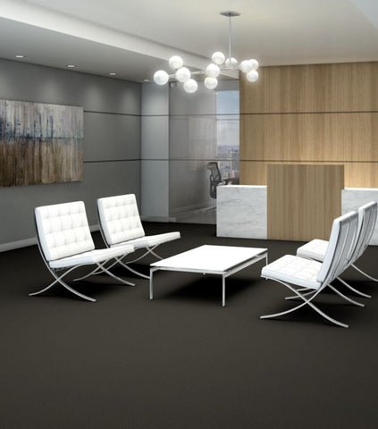 Shaw Commercial Carpet - Color Accents Ebony in sq/ft