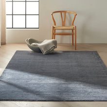Load image into Gallery viewer, Calvin Klein Jackson CK781 Slate Blue 5'x7' Contemporary Area Rug CK781 Slate