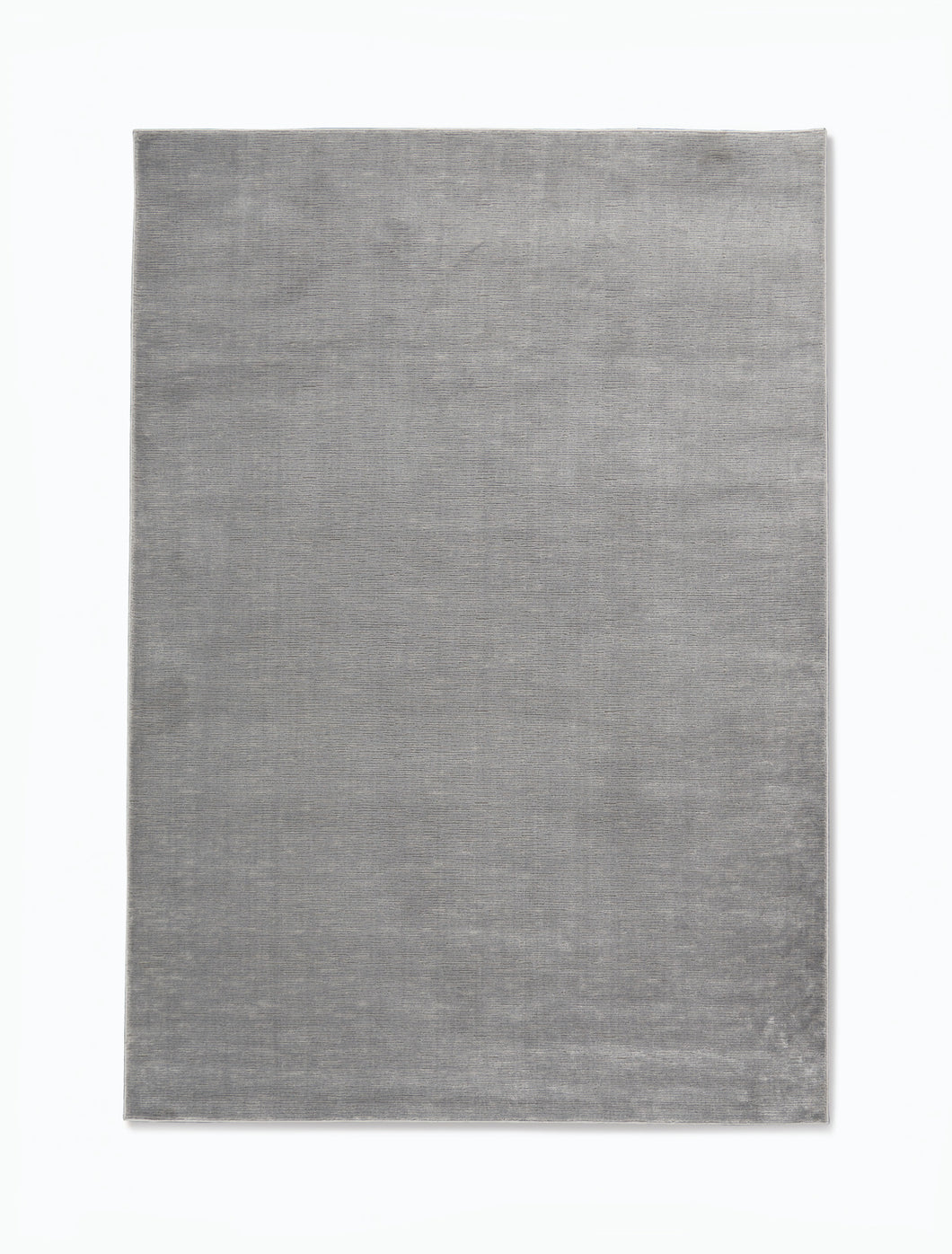 Calvin Klein Jackson CK781 Grey 8'x11' Large Striated Rug CK781 Grey