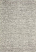 Load image into Gallery viewer, Calvin Klein Home Lowland LOW01 Grey 4'x6' Area Rug LOW01 Basalt