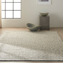 Load image into Gallery viewer, Calvin Klein Home Lowland LOW01 Grey 5'x8' Area Rug LOW01 Basalt