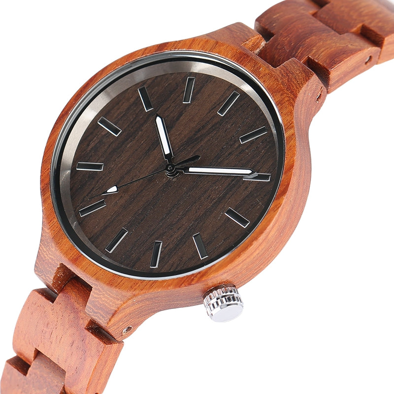 vault collections watches grain original wood rosewood the tagged chrono wrist