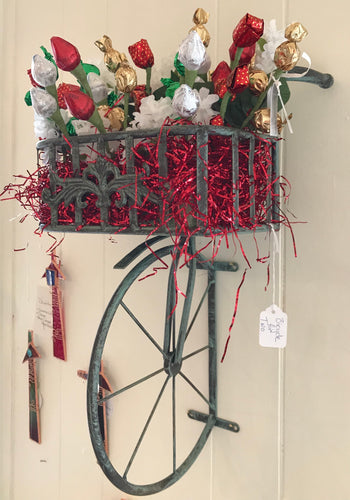 Bicycle Wall Decor Bouquet