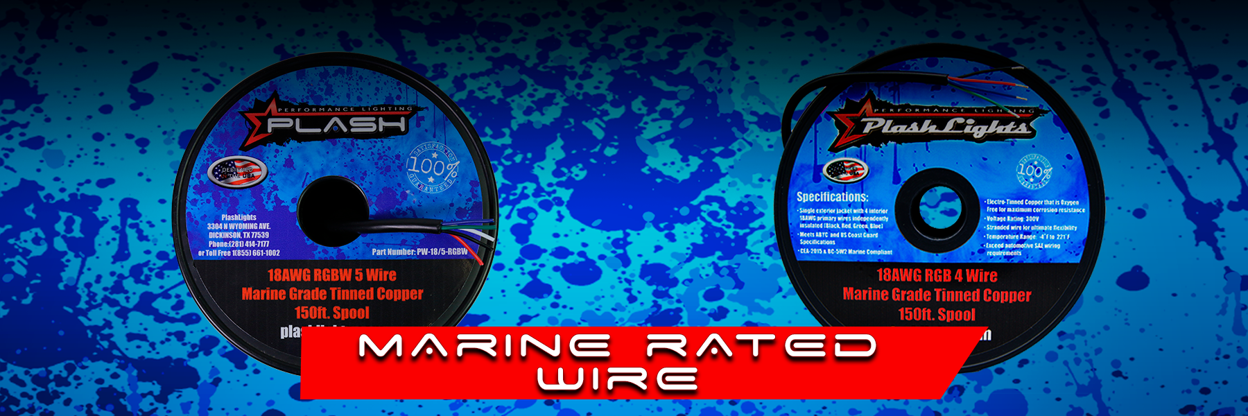MARINE RATED WIRE