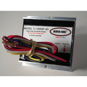 Heavy Duty Sho-Me LED Flasher