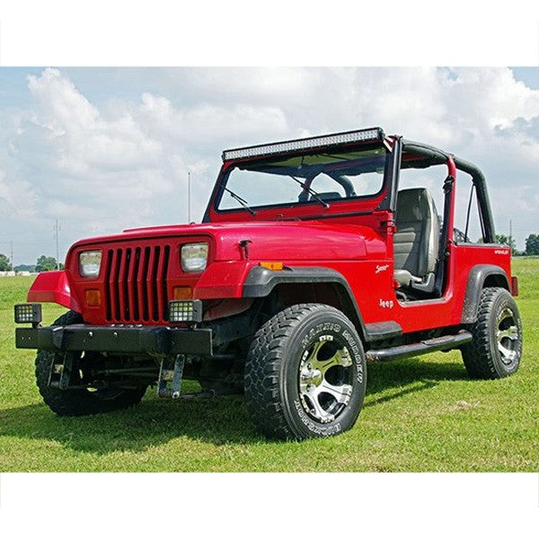 "Jeep YJ 48"" Upper Windshield Mount"