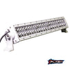 PlashLights 20 inch LED Light bar marine rated LED boat spreader t-top reverse saltwater grab rail