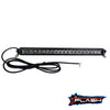 "20"" Single Row LED Light Bar Plash"