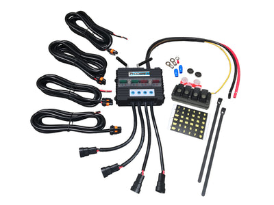 Trigger 2100 Wireless Light & Accessory Controller 4-Switch System