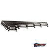 "PLASHLIGHTS 10"" LED Light Bar Marine Auto"