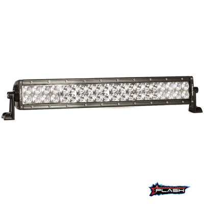 "16"" XX-Series LED Light Bar - Black (3W)"