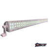 "50"" XX-Series LED Light Bar - Marine White (5W) Extremely Bright Light On"