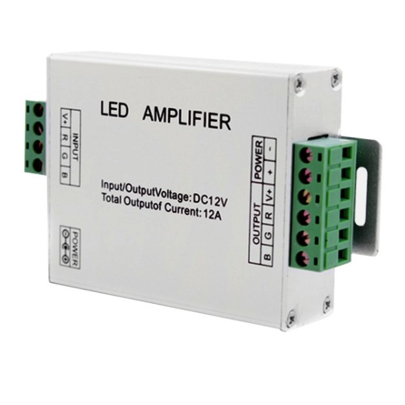 RGB LED Amplifier-12A