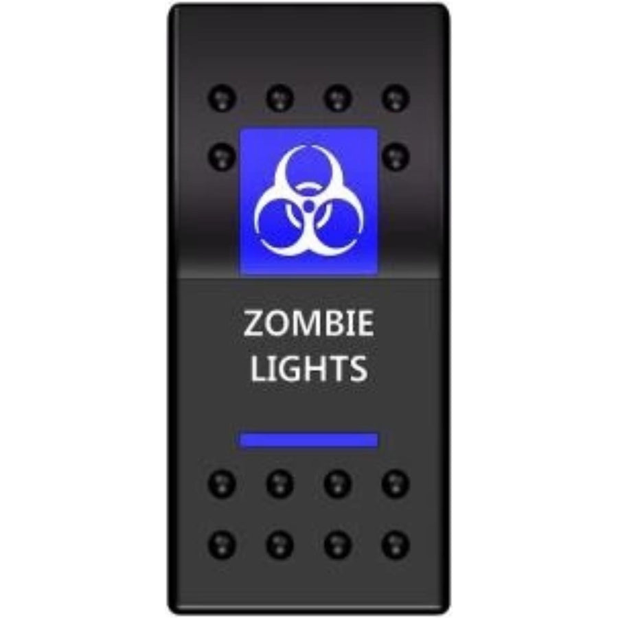 Zombie - Rocker Switch