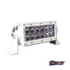 "6"" XX-Series Light Bar - Marine White Housing LED Light Ba"