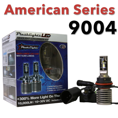 American Series 9004 Brightest LED Headlight