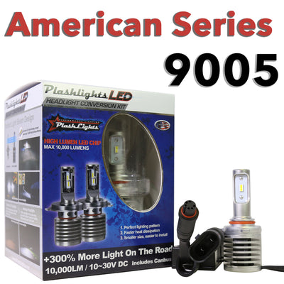 American Series 9005 Brightest LED Headlight