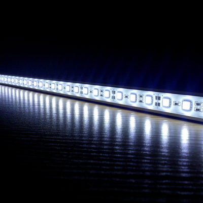 Cool White LED Strip Light in Aluminum Housing Waterproof Outdoor