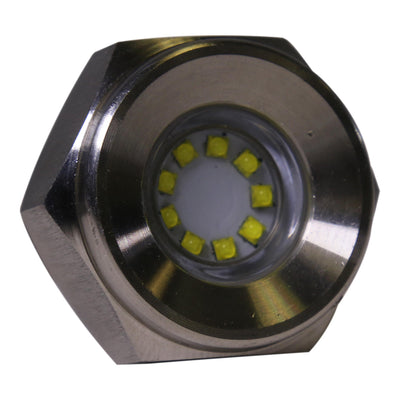27W Drain Plug Underwater LED Light