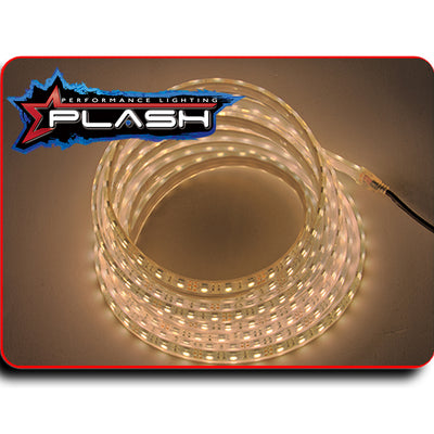 Warm White Strip Light for Boat Kayak Truck or Bar IP68 Marine Rated waterproof