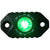 Green LED Rock Lights SEMA Truck Underglow Accent PlashLights