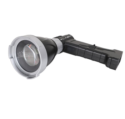 Laser Spot Light Handheld Bright Rechargeable Mile PLASH
