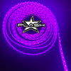 RGBW Color Changing Strip Light for Boat Purple