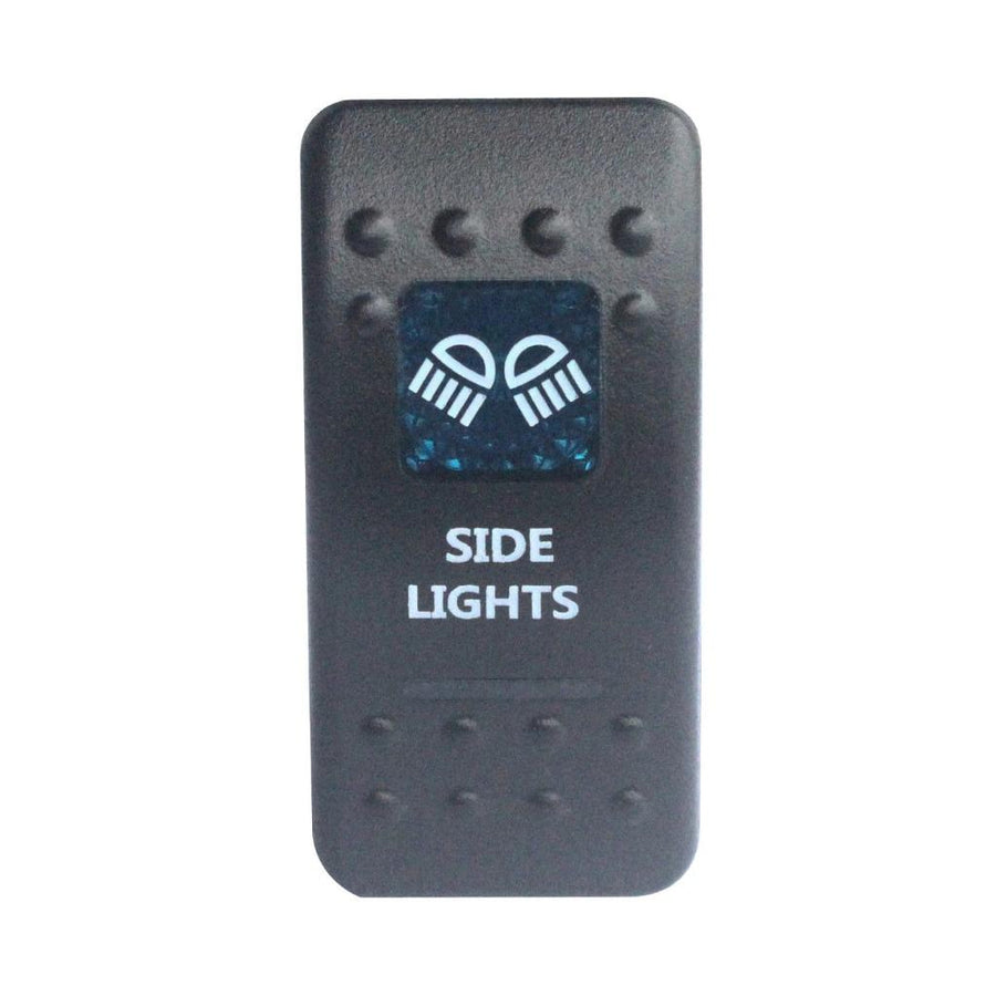Side Lights - Rocker Switch