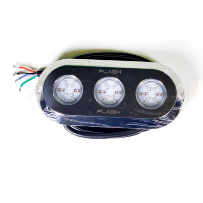 RGB Underwater transom Light wires