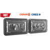 "4"" x 6"" Sealed Beam LED Headlight - Single Beam + DRL"