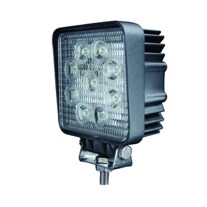 27W Work Light - Square