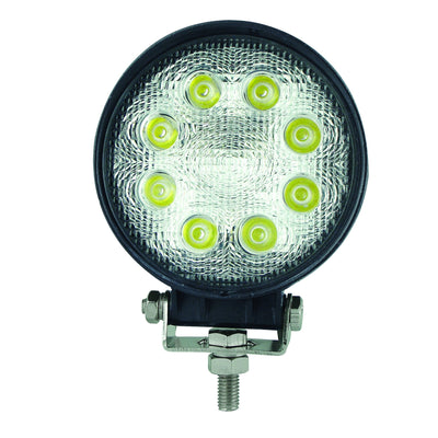 27W Work Light - Round