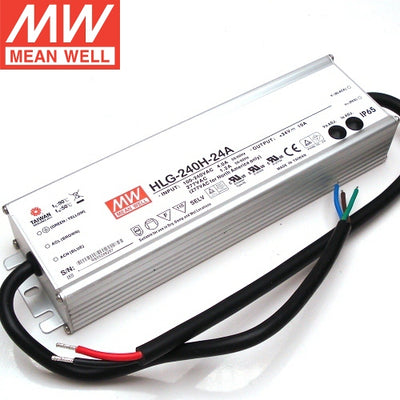 24V Mean Well Power Supply HLG-240H-24