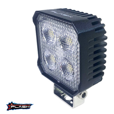 24 Watt Work Light PLASH Side View