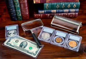Tips on handling an estate coin collection