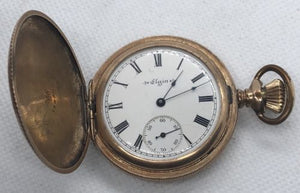Elgin 7 Jewels Grade 209 Pocket Watch