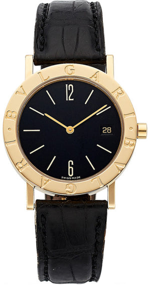 Bvlgari Lady's Gold Bvlgari Bvlgari Watch
