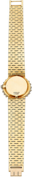 Piaget Lady's Diamond, Gold Watch