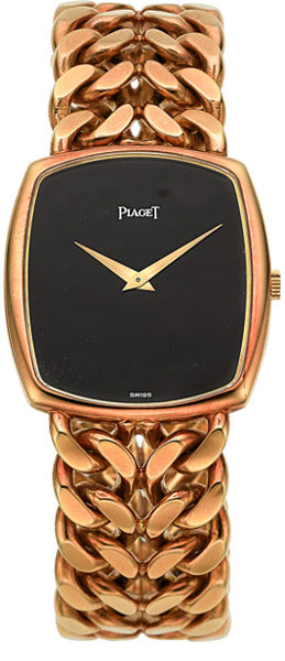 Piaget Gentleman's Gold Watch